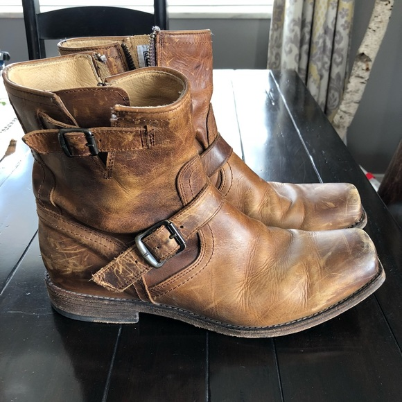 86f370fbf1 Frye Shoes | Mens Smith Engineer Boot | Poshmark